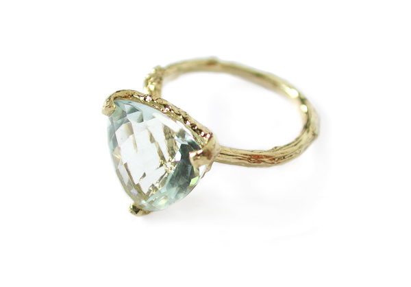wedding ring and engagement ring ideas alex monrow aquamarine forest jewel