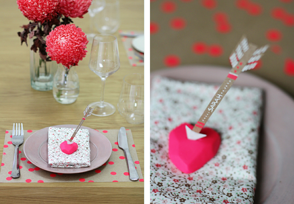 Wedding table ideas - pretty place settings