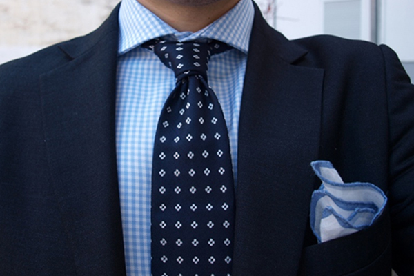 Mens Wedding Attire Idea Pocket Squares