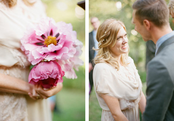 Wedding Ideas - Handmade Californian Wedding