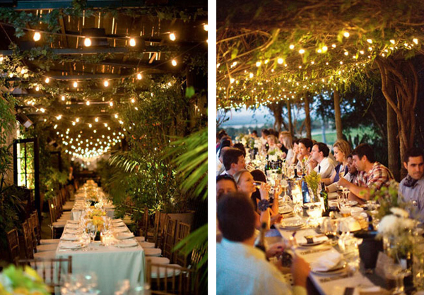 Wedding decoration ideas - the importance of lighting
