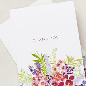 Lucy says I do stationery thank you cards002