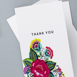 Lucy says I do stationery thank you cards011