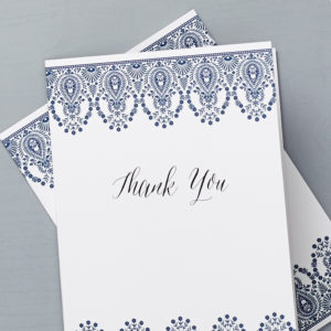 Lucy says I do stationery thank you cards020