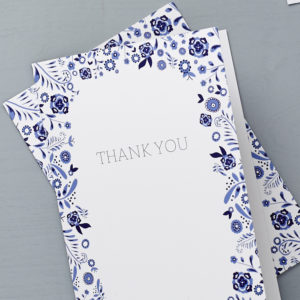 Lucy says I do stationery thank you cards023