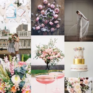 Lucy says I do English Summer Garden Wedding stationery design inspiration board
