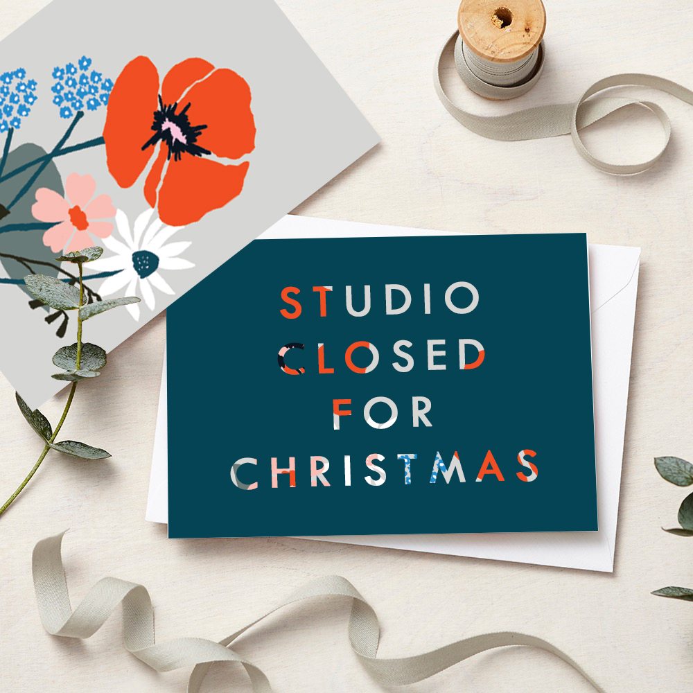 studio christmas closure