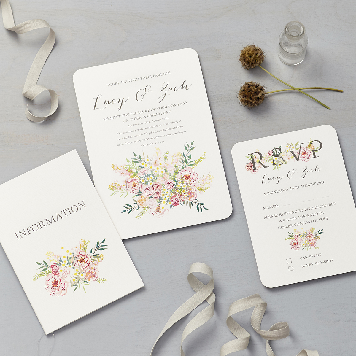 Lucy and Zach\'s Welsh wedding | Lucy Says I Do