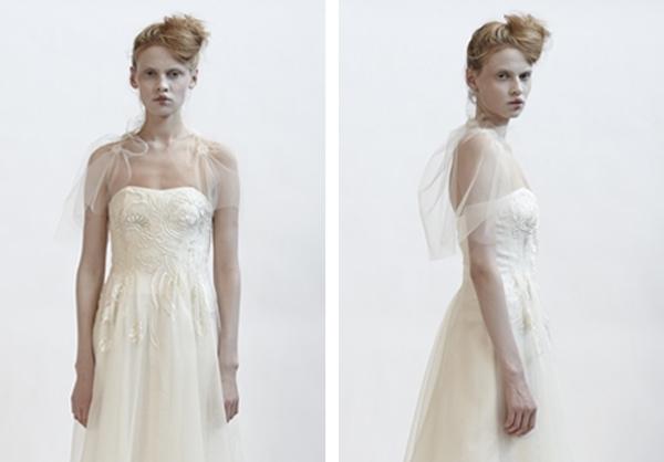 Wedding dress inspiration - Akira Isogawa Bridal