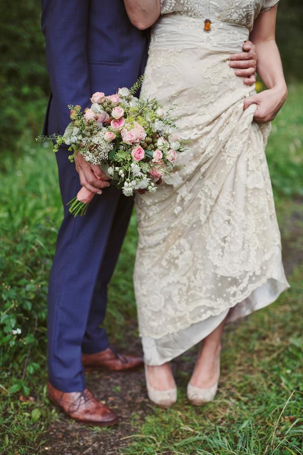 Jane Bourvis antique lace wedding dress lucysaysido1
