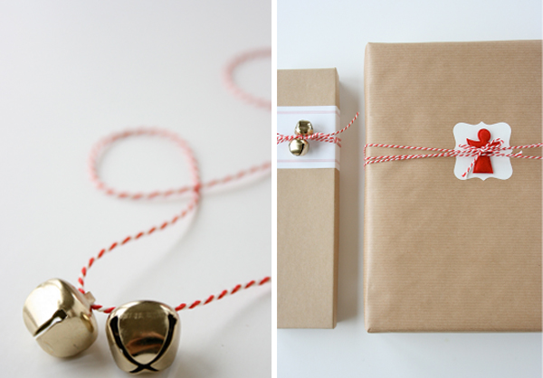 christmas holidays present and gift wrapping ideas