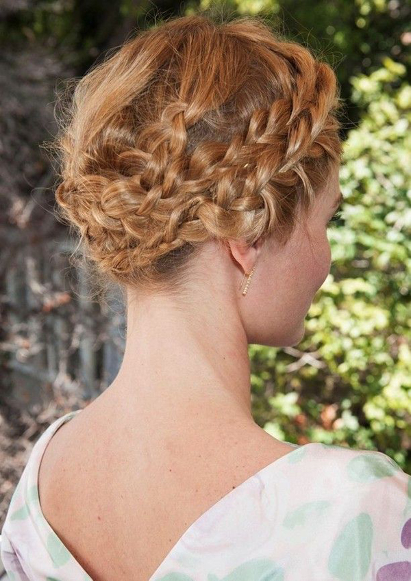 kate bosworth blonde hair braid plait wedding hair