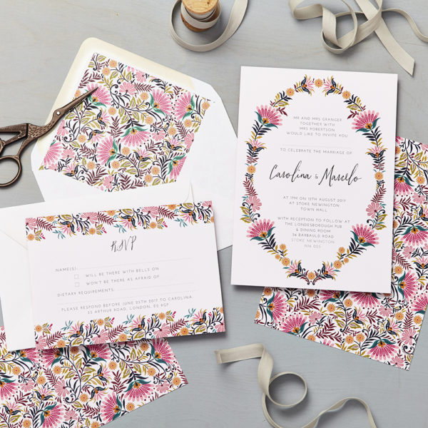 Lucy says I do wedding invitation_martha_1000