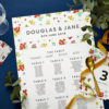 Lucy says I do ditsy wedding seating plan005
