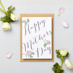 Lucy says I do greetings cards_mothers day floral sprigs