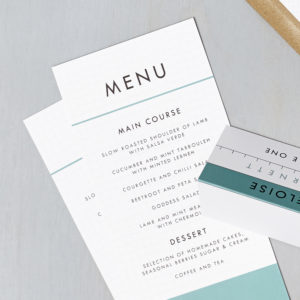 Lucy says I do wedding stationery menu018