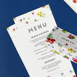 Lucy says I do wedding stationery menu026