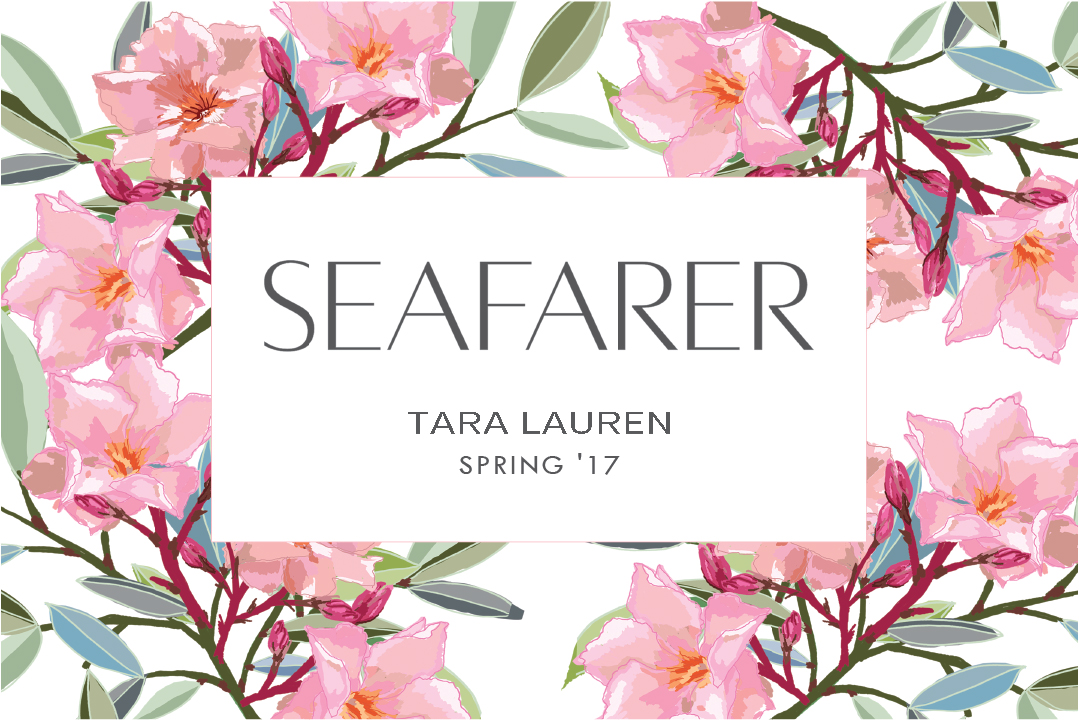 Tara Lauren promo bespoke image seafarer amalfi cost florals italy