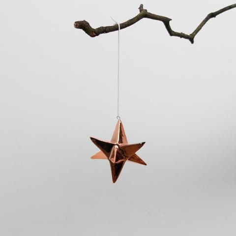 copper-christmas-star