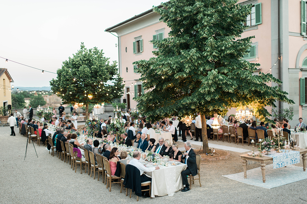 Steph and Attis il borro wedding chinese heritage wedding in tuscany