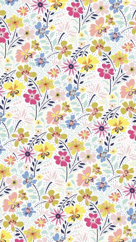 Etsy Birchbox collaboration LucysaysIdo floral pattern august box