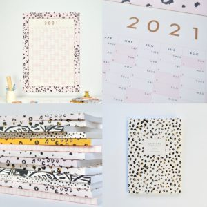 Planner bundle 4 notebook and year planner