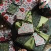 beautiful christmas wrapping paper bundle retro scandi design